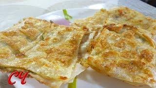 Гренки из Лаваша с Сыром . Очень Вкусный Быстрый Завтрак! /Pita bread with Cheese