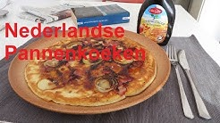 Pfannkuchen wie in Holland