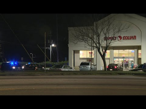 Suspect Hospitalized After Armed Robbery At DeKalb Family Dollar