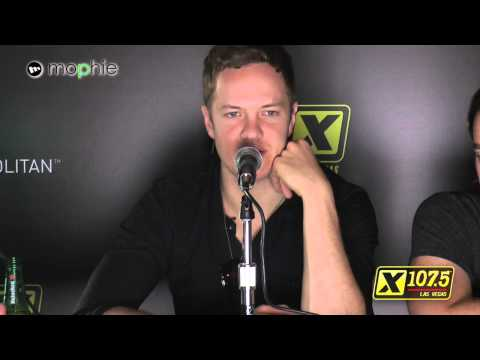 Imagine Dragons Interview From Life Is Beautiful Music Festival