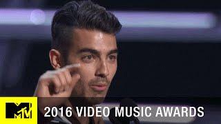 DNCE Wins Best New Artist | 2016 Video Music Awards | MTV