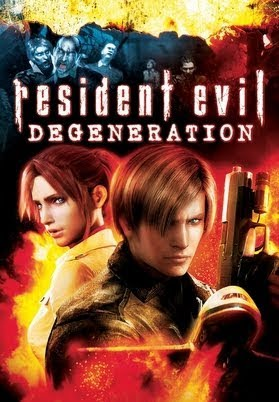 Resident Evil Degeneration 2008 Claire And The Umbrella Scene 3 10 Movieclips Youtube