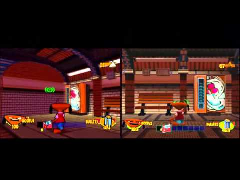 Fur Fighters Playstation 2/ Dreamcast ( full framerate)