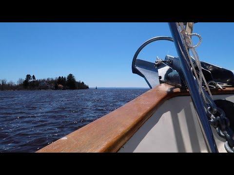 Day 2 & 3 - Sailing Whitefish Point - Lake Superior