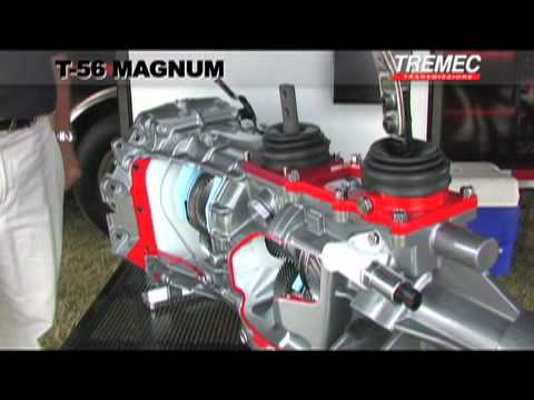 Tremec T56 Magnum 6 Speed Transmission Overview