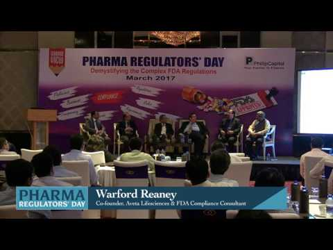 Pharma Regulators' Day March 2017 || Panel Discussion || PhillipCapital