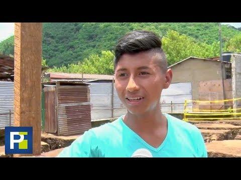 Pobladores de Guatemala aseguran que escuchan voces y ruidos extraños cerca de una iglesia