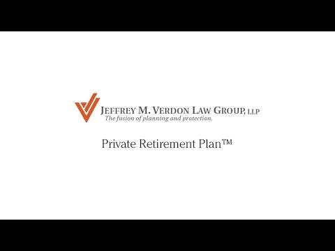 Private Retirement Plan™