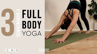 Yoga for beginners [Warm up] Daily Yoga Routine | for Mobility & strength