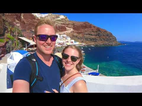 Greece Honeymoon: Santorini, Mykonos, Athens, Hydra