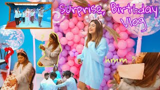 My Birthday Vlog🥳❤️ || Surprise, Gifts, Movies || Anam Darbar