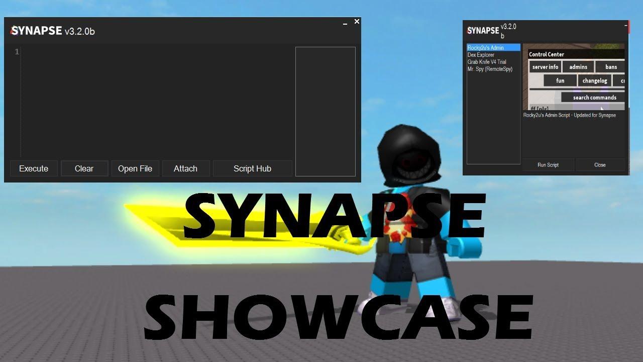 Synapse Showcase Roblox Youtube