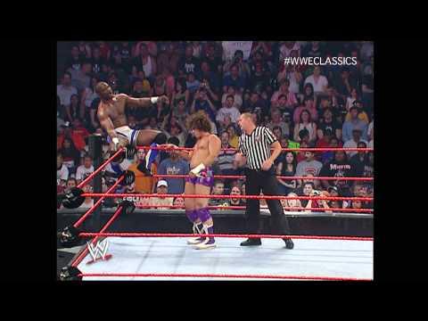 Carlito vs Shelton Benjamin - 06/20/05