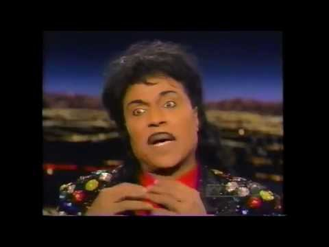 Little Richard on Tom Snyder (1997)