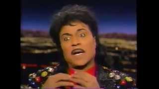 Little Richard on Tom Snyder (1997)