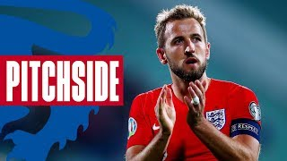 Pitchside | Relive England's Six-Goal Win in Bulgaria | Euro 2020 Qualifiers | England