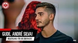 Erstes Interview mit André Silva | Eintracht-Neuzugang
