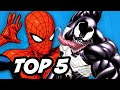 Spider Man Top 5 Villains