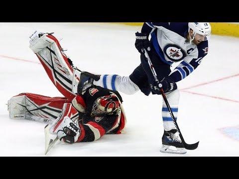 NHL Goalies Poke Check