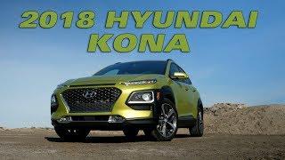 2018 Hyundai Kona - Test Drive
