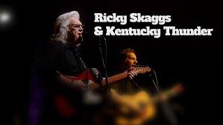 Ricky Skaggs and Kentucky Thunder // ROMP 2018