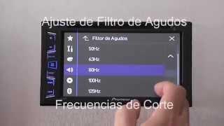AVH 275BT Reproducción de Contenidos por USB y Ajustes de Audio