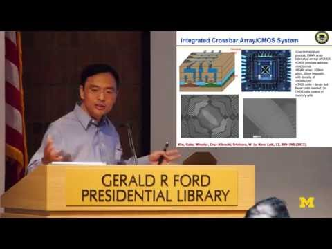 Wei Lu - A Bio-inspired Neuromorphic Chip for Efficient Computing and Bio-interface