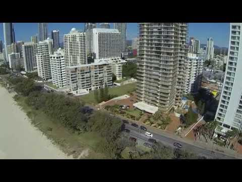 Gold Coast, Queensland, Australia (HD)