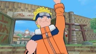 Dolphin Emulator 4.0.2 | Naruto: Clash of Ninja 2 [1080p HD] | Nintendo GameCube