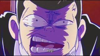 Osomatsu-san | Ichimatsu Screaming /Outbursts Compilation | SEASON 1