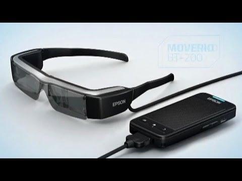 Occhiali Epson Con Intelligenti La Realtà Aumentata In Tasca Gli PXZiuTOk