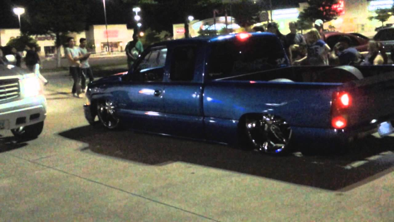 Silverado Bagged On 26s Youtube