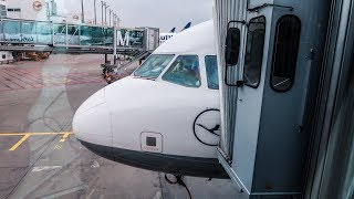 Lufthansa FLIGHT REVIEW | Airbus A319 | Munich - Frankfurt | Economy Class