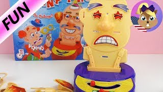 Mr. Funny Face Board Game | Who diguises him faster? - Unboxing and Demo | Play with me toys