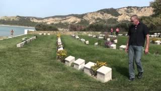 ANZAC Tour 09 - Ari Burnu Cemetery