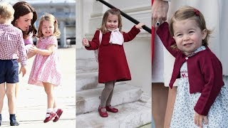 Princess Charlotte Inspires Looks