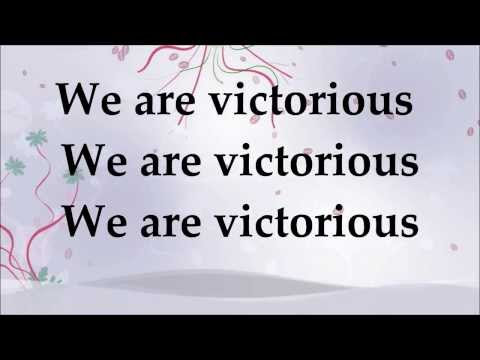 Donnie McClurkin - We Are Victorious ft Tye Tribbett - Lyrics
