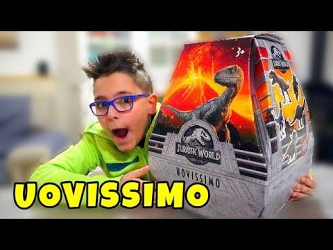 UOVISSIMO JURASSIC WORLD - Leonardo D