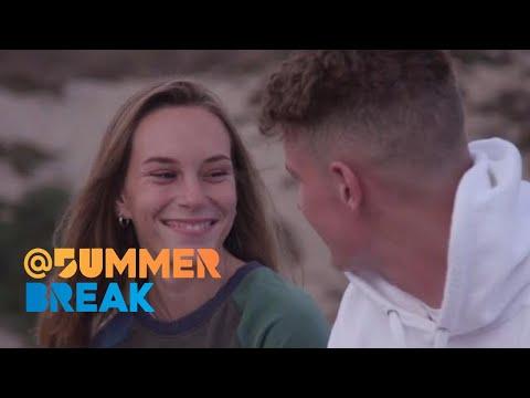 Tense Bonfire Vibes | Season 5 Episode 21 | @SummerBreak5