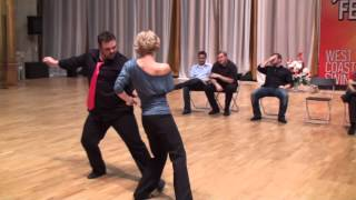 This Video Previously Contained A Copyrighted Audio Track. Due To A Claim By A Copyright Holder, The Audio Track Has Been Muted.     Jnj Advanced Finals / All-stars Finals Winners — Travis & Irina. Moscow Westie Fest 2012