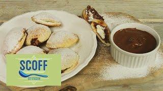 Nutella And Ricotta Ravioli | Good Food Good Times S2e6/8