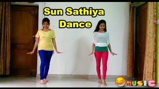 Sun sathiya  full song   abcd 2   dance tutorial   shweta verma & manvi verma