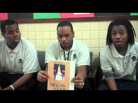 From Niggas To Gods review at chatham academy 1