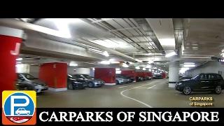 Marina Bay Financial Centre Tower 3 Car Park