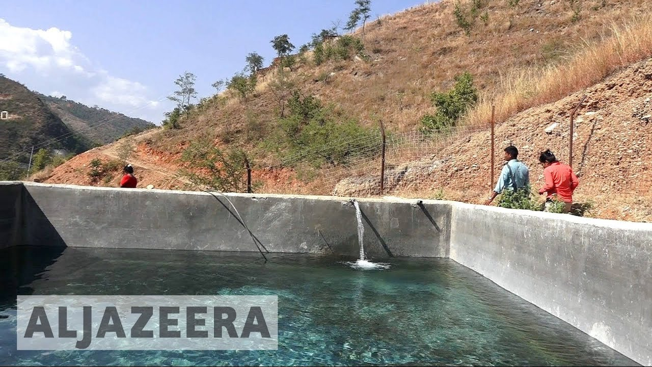 Nepal invests in new irrigation technologies