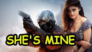 WHEN GIRLS PLAY CS:GO (Hot Indian in my Team)
