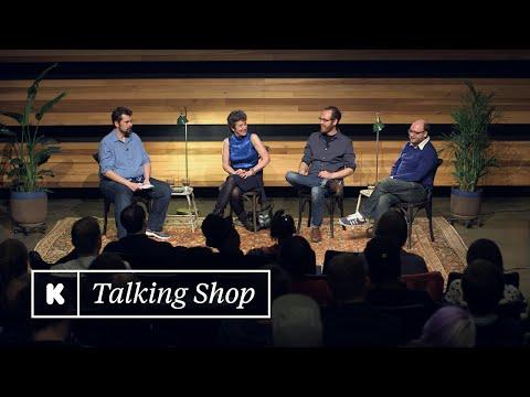 Talking Shop: Comics Past, Present, Future
