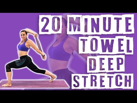 20 Minute Towel Deep Stretch