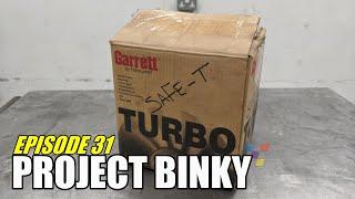 Project Binky  Episode 31  Austin Mini GTFour  Turbocharged 4WD Mini