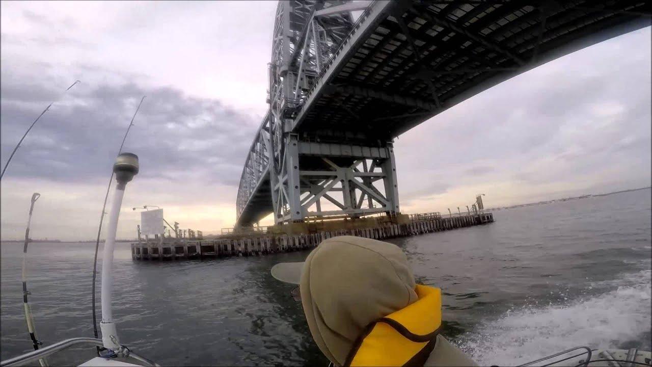 Rockaway Inlet Return - Marine Parkway Bridge (11/28/2015 ...